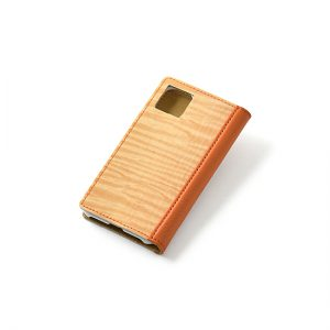 Smartphone case / Japanese horse chestnut / Can be made for various model specifications / ¥11,000 (including tax)