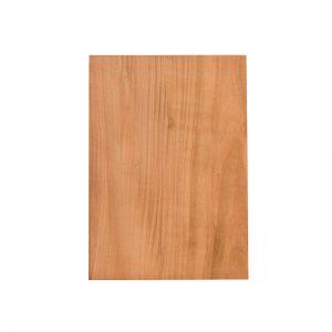 Machine-sewable wood A4 size / cherry / 21 × 29.6cm / ¥1,100 (including tax)