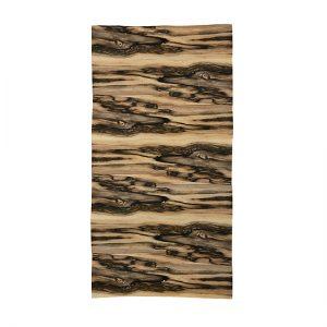 Machine-sewable wood sheets / Black persimmon B / 90 × 180cm / ¥33,000 (including tax)