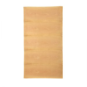Machine-sewable wood sheets / Japanese horse chestnut / 90 × 180cm / ¥27,500 (including tax)