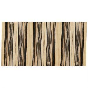 Machine-sewable wood sheets / Black persimmon / 90 × 180cm / ¥33,000 (including tax)